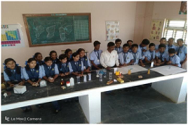 Siddha Bharati Vidya Mandir School-Science-Lab