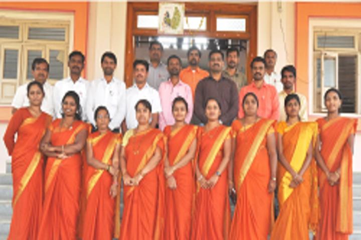 Siddha Bharati Vidya Mandir School-Staff
