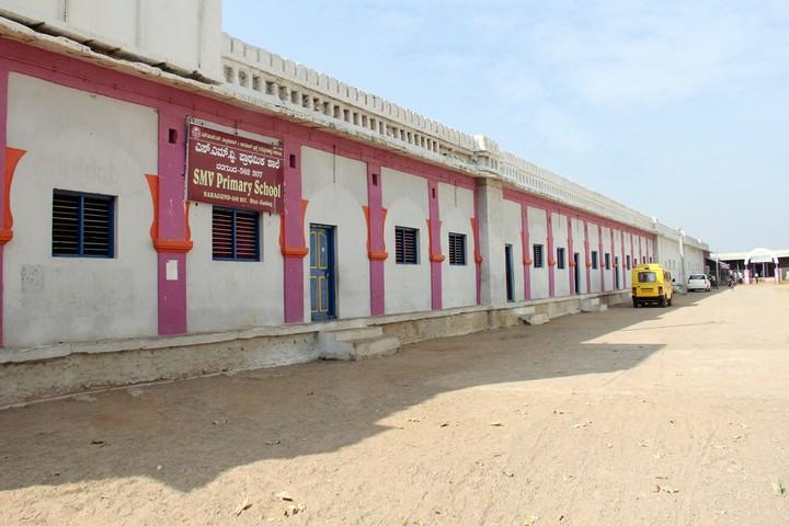 Sir M Vishweshwarayya Primary School-Campus View