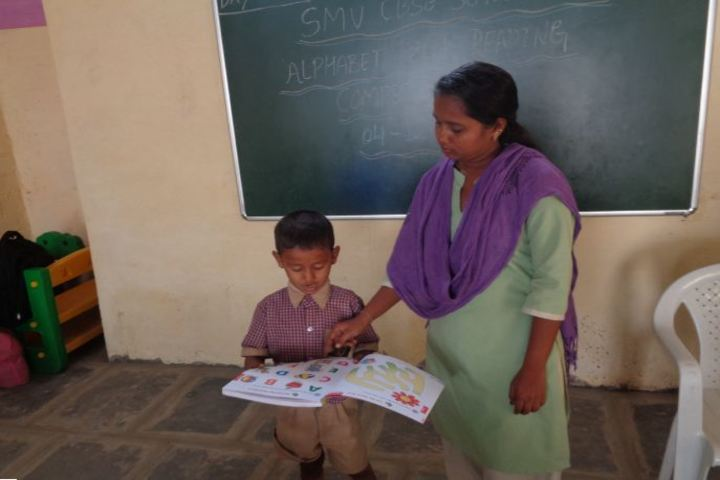 Sir M Vishweshwarayya Primary School-Class Activity