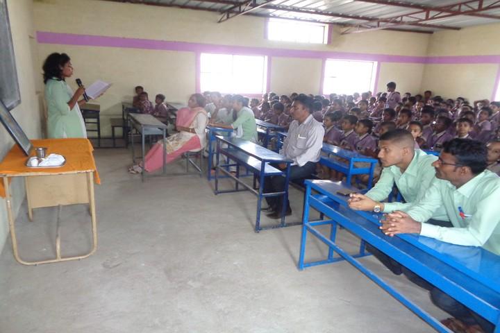 Sir M Vishweshwarayya Primary School-Class Room