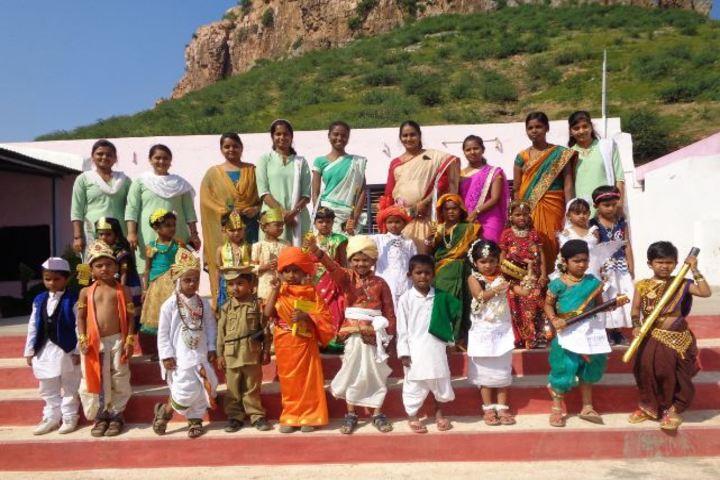 Sir M Vishweshwarayya Primary School-Fancydress