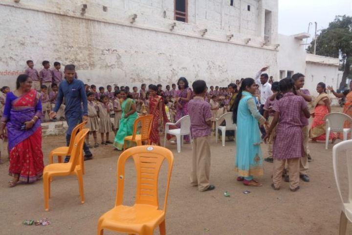 Sir M Vishweshwarayya Primary School-Fun Activity