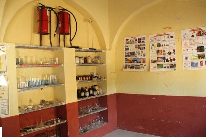 Sir M Vishweshwarayya Primary School-Physics Lab