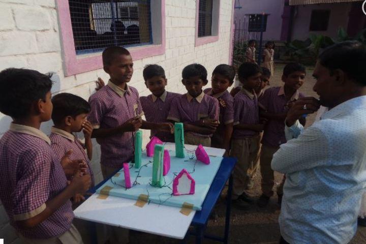 Sir M Vishweshwarayya Primary School-Project Work