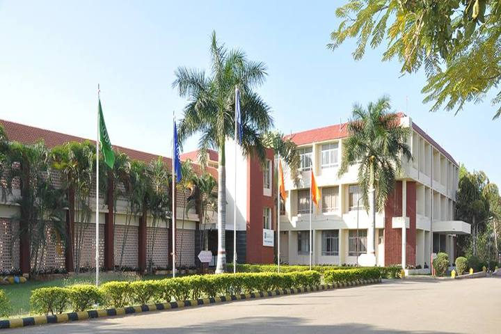 Smt P S Shivashankarappa English Medium Residential School-Campus View