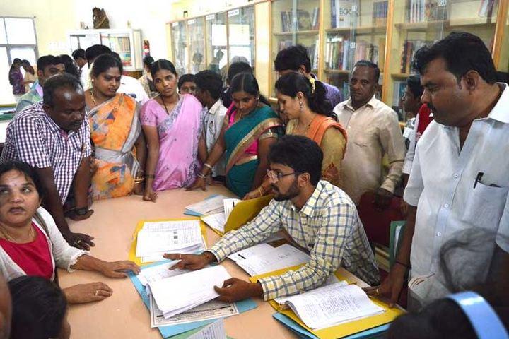 Smt P S Shivashankarappa English Medium Residential School-Couselling Session
