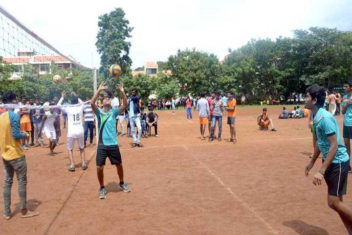Smt P S Shivashankarappa English Medium Residential School-Football