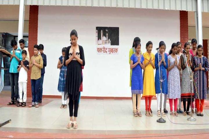 Smt P S Shivashankarappa English Medium Residential School-Group Song