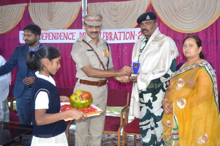 Smt P S Shivashankarappa English Medium Residential School-Independence Day