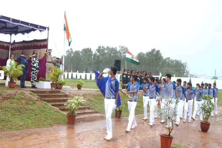 Smt P S Shivashankarappa English Medium Residential School-Investiture Ceremony