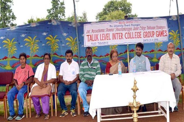 Smt P S Shivashankarappa English Medium Residential School-Sports Day