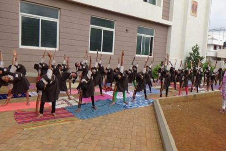 Smt Vimala Kulkarni Memorial School-Yoga