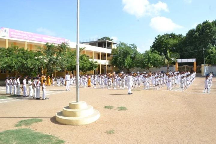 Smt Mahadevamma B Patil Memorial School-Assembly