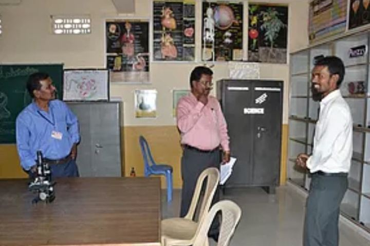 Smt Mahadevamma B Patil Memorial School-Physics Lab
