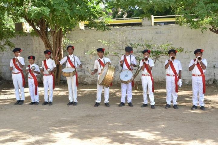 Smt Mahadevamma B Patil Memorial School-School Band