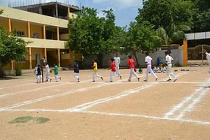 Smt Mahadevamma B Patil Memorial School-Sports