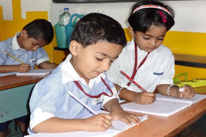 Sparkles International School-Classroom