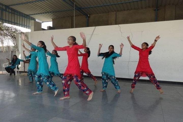 Sparkles International School-Dance-Room