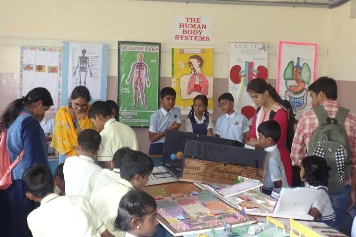 Sparkles International School-Science-Exhibition