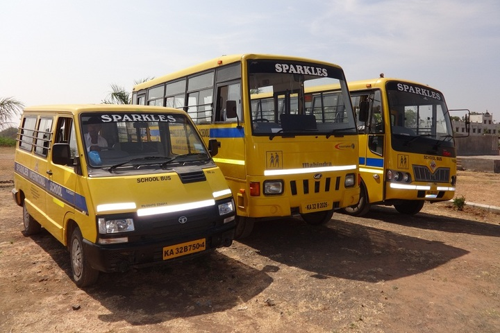 Sparkles International School-Transport