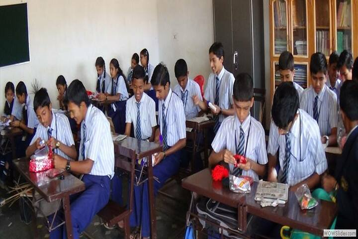 Shree Channamallikarjuna CBSE School-Classroom Activity