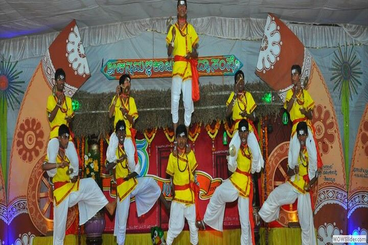 Shree Channamallikarjuna CBSE School-Dance