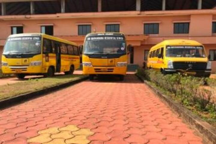 Sri Bhuvandendra Residential School-Transport