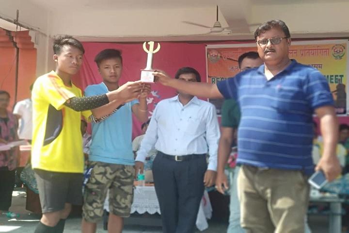 Jawahar Navodaya Vidyalaya-Sports winner