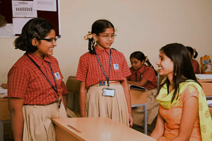 Sri Chaitanya Techno School-Classroom1
