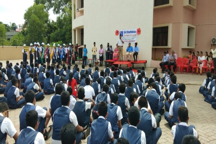 Sri Chaitanya Techno School-Programm