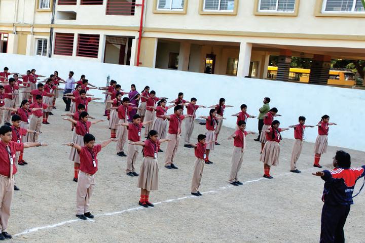 Sri Chaitanya Techno School-Physical Education