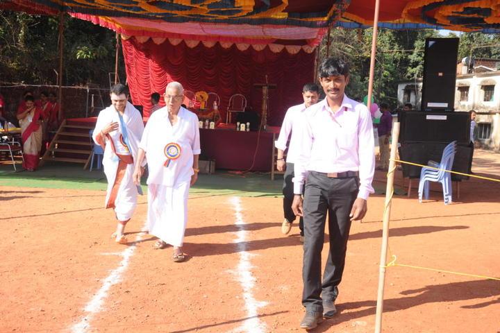 Sri Mookambika Public School-Event