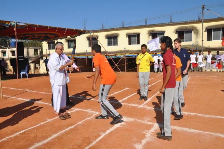 Sri Mookambika Public School-Sports