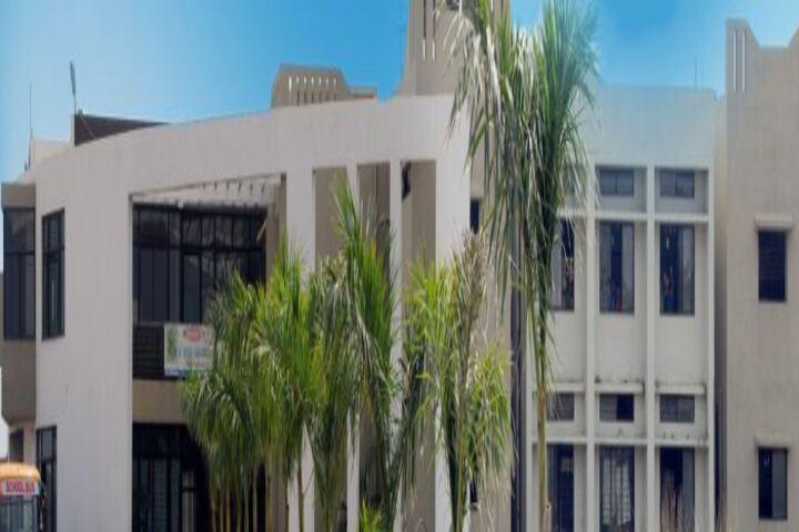 Sri Renuka Fondation School-Campus View