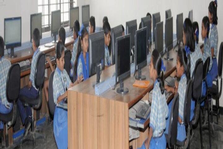 Sri Renuka Fondation School-IT Lab