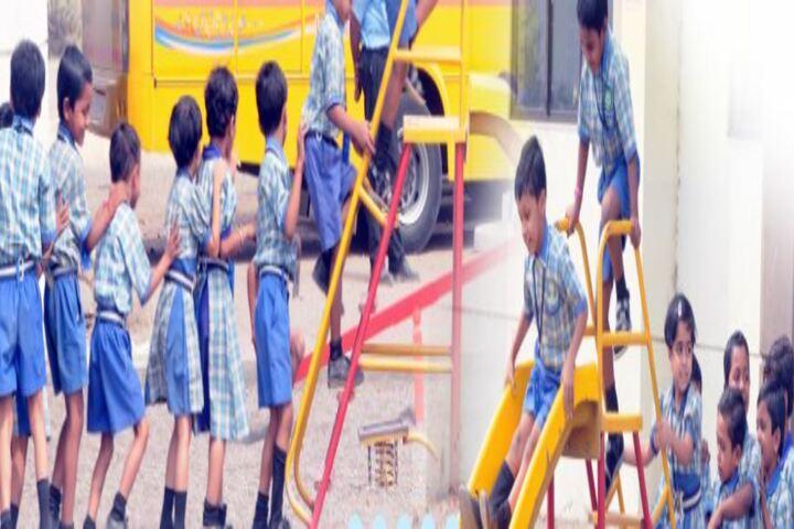 Sri Renuka Fondation School-Paly Ground