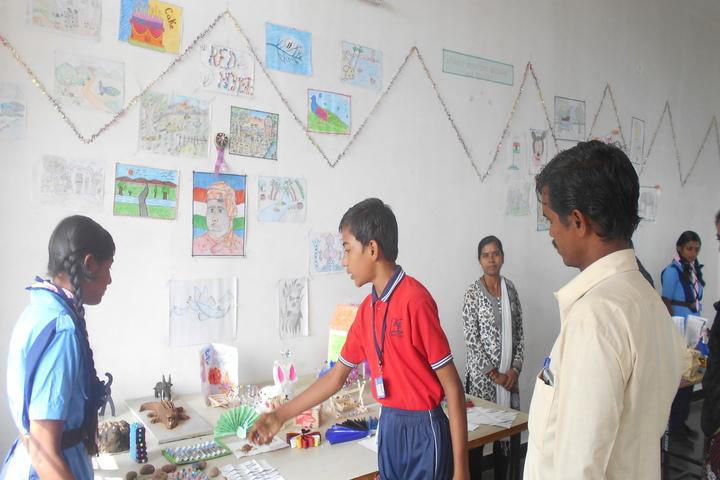 Sri Renuka Foundation School-Arts