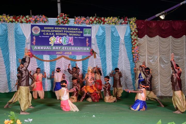 Sri Renuka Foundation School-Dance