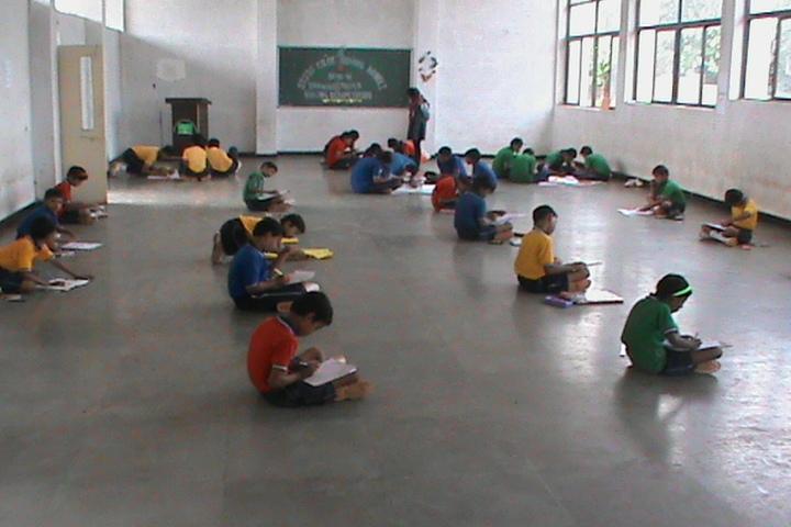 Sri Renuka Foundation School-Exams