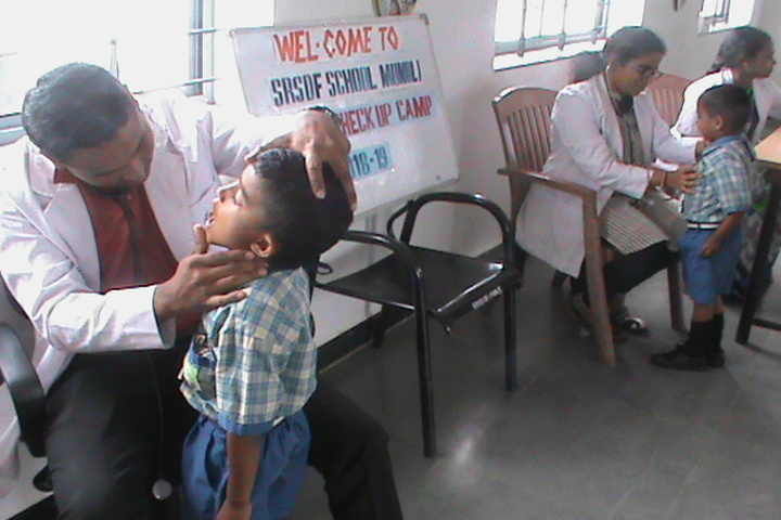 Sri Renuka Foundation School-Medical Facility