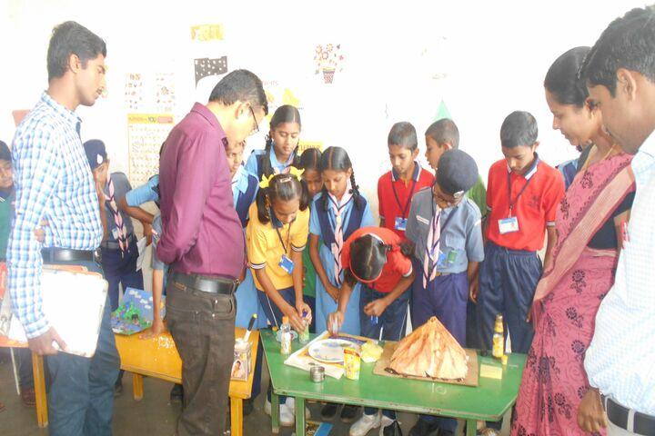Sri Renuka Foundation School-National Science Day