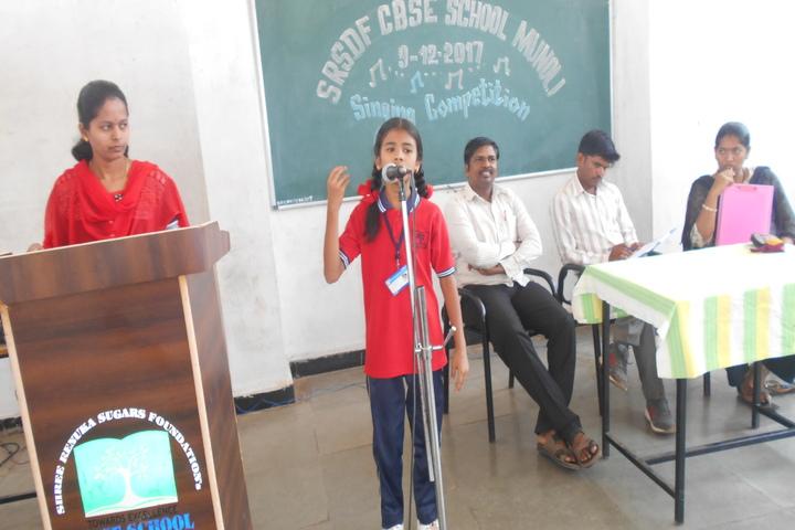 Sri Renuka Foundation School-Singing