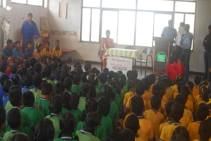 Sri Renuka Foundation School-Spelling Contest