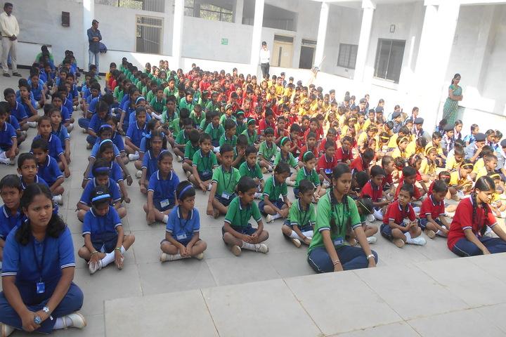 Sri Renuka Foundation School-Students