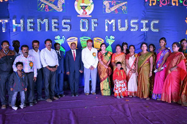 Sri Sai Vidyaniketan Residential School-Event