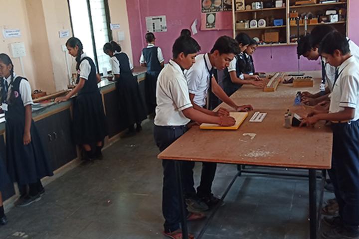Sri Sai Vidyaniketan Residential School-Physics Lab