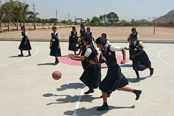 Sri Sai Vidyaniketan Residential School-Sports