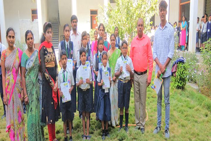 Sri Sai Vidyaniketan Residential School-Students
