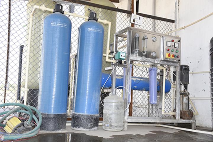 Sri Sai Vidyaniketan Residential School-Water Purifier